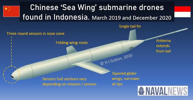 Drone Pengintai Lolos Masuk RI, DPR Minta TNI AL Perkuat Keamanan Bawah Laut