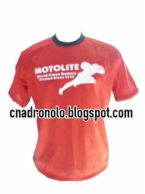 Jenis  Kaos Untuk Promosi