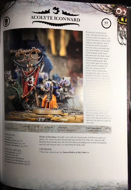 Codex Cultos Genestealer
