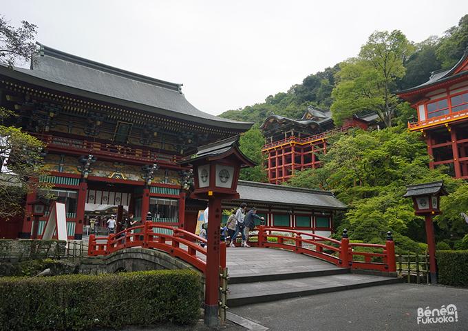 祐徳稲荷神社、佐賀県