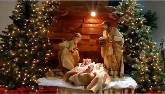 আজ খ্রিস্ট ধর্মাবলম্বীদের সবচেয়ে বড় ধর্মীয় উৎসব শুভ বড়দিন