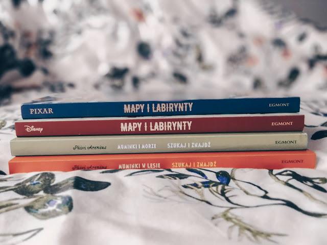 Czytam Dziecku | Biblioteczka Hani. Coś bardziej wymagającego.