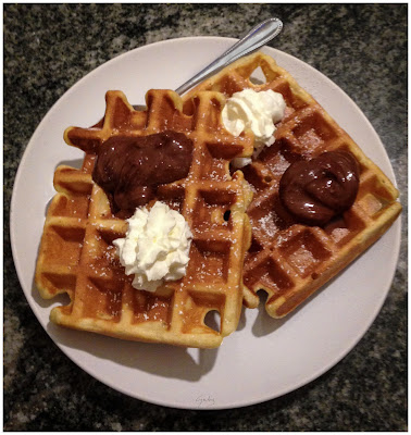 Soffici waffles...