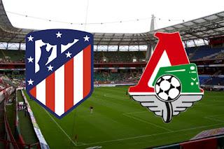 مباراة أتلتيكو مدريد ولوكوموتيف موسكو دوري المجموعات من دوري ابطال اوربا 2020