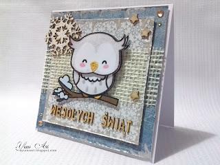 http://ayumeart.blogspot.com/2016/10/293-sowa-owl.html