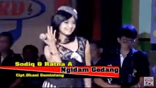 Lirik Lagu Ngidam Gedang - Ratna Antika feat. Sodiq