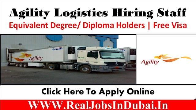 Agility Careers Jobs Vacancies In Kuwait 2021