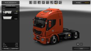 Remove Side Skirts Mod For Iveco Hi-Way