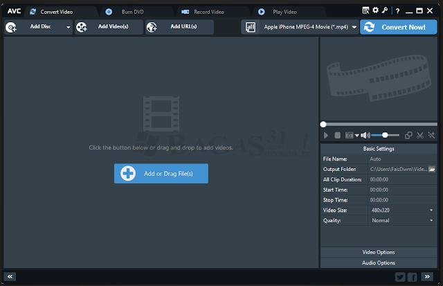 Download Any Video Converter Versi 6.0.6