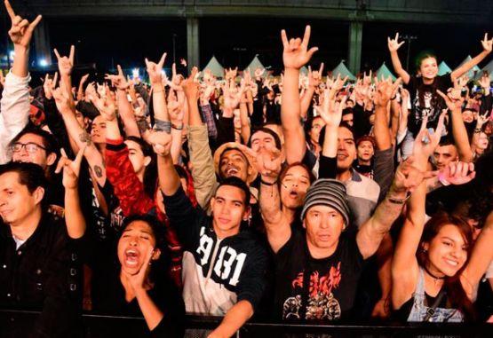 ¿Qué sucede con el rock local en Medellín?