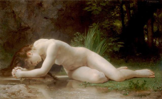 Адольф Вильям Бугро - Библида (1884)