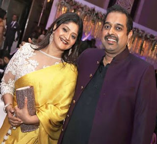 Shankar Mahadevan (Singer,Composer) Family Wife Parents children's Marriage Photos