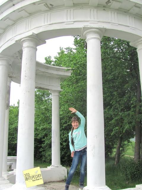 Ротонда Екатерины II в Крыму