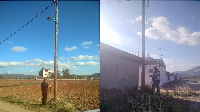 Δήμος Ερμιονίδας: Καταγραφή φωτιστικών σωμάτων του δημοτικού φωτισμού