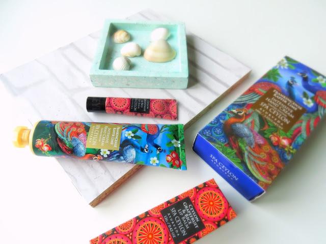 Spa Ceylon kozmetika