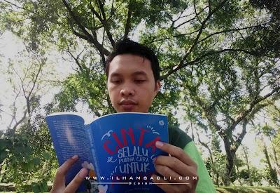 [Review Buku] Cinta Selalu Punya Cara Untuk Pulang