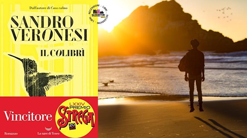 Recensione: Il colibrì, di Sandro Veronesi, Premio Strega 2020