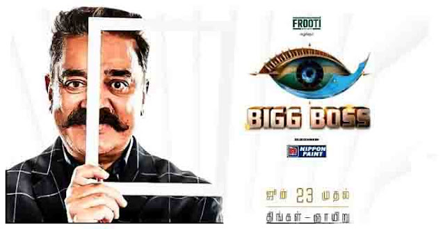 bigg boss 3 tamil contestant list