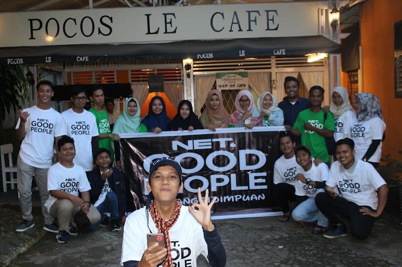 Net. Good People Launching di Kota Padangsidimpuan