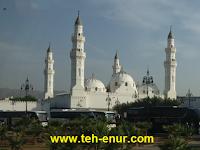 Sejarah Masjid Quba - Masjid Pertama Dibangun Nabi Muhammad SAW