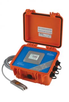 Greyline Mantaray Portable Area-Velocity Flow Meter