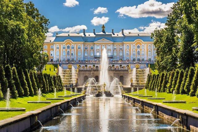Petersburg, Russia