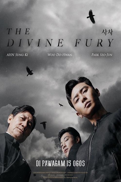 Review Filem The Divine Fury