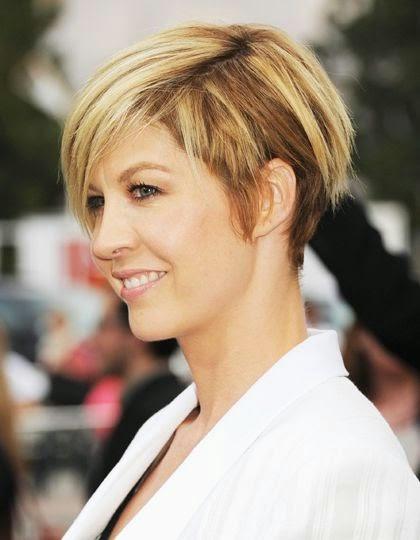 Modische Kurzhaarfrisuren Damen Frisuren Testen