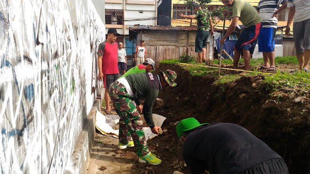 Semangat Bergotong Royong Demi Kemajuan Wilayah