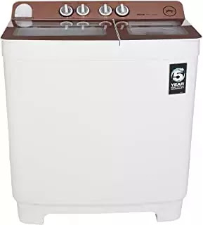 Godrej 10.2 Kg Semi-Automatic Top Loading Washing Machine (WS EDGE NX 1020 CPBR Rs Gd, Rose Gold)