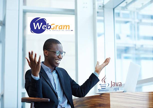 Qu'est-ce que JAVA / JEE ? WEBGRAM, agence informatique basée à Dakar-Sénégal, leader en Afrique, ingénierie logicielle, développement de logiciels, systèmes informatiques, systèmes d'informations, développement d'applications web et mobile