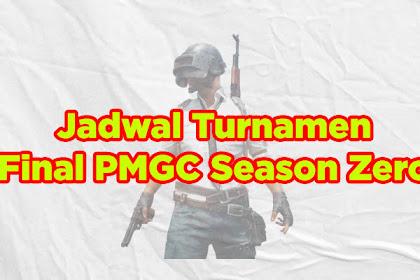 Jadwal Turnamen Grand Final PMGC 2021 Dubai