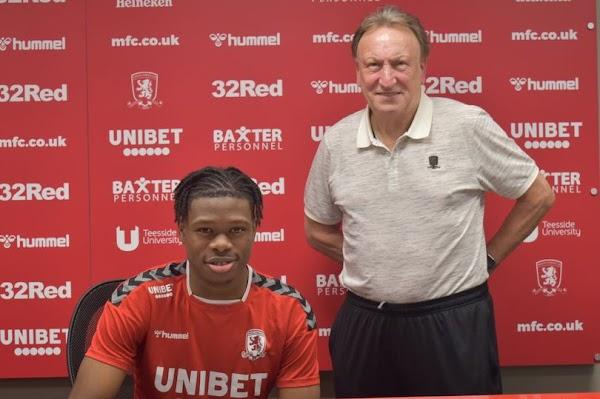Oficial: Middlesbrough, renueva Folarin hasta 2023