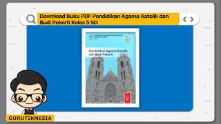download ebook pdf  buku digital pendidikan agama katolik kelas 5 sd