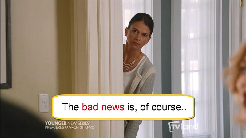 Arti Bad News