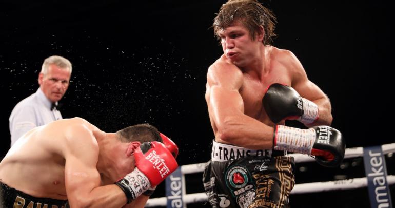 Vincent Feigenbutz Envisions KO Victory Over Celeb Plant