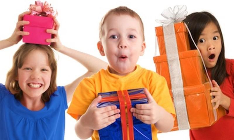 Подарки для детей | Что подарить ребенку на день рождения?