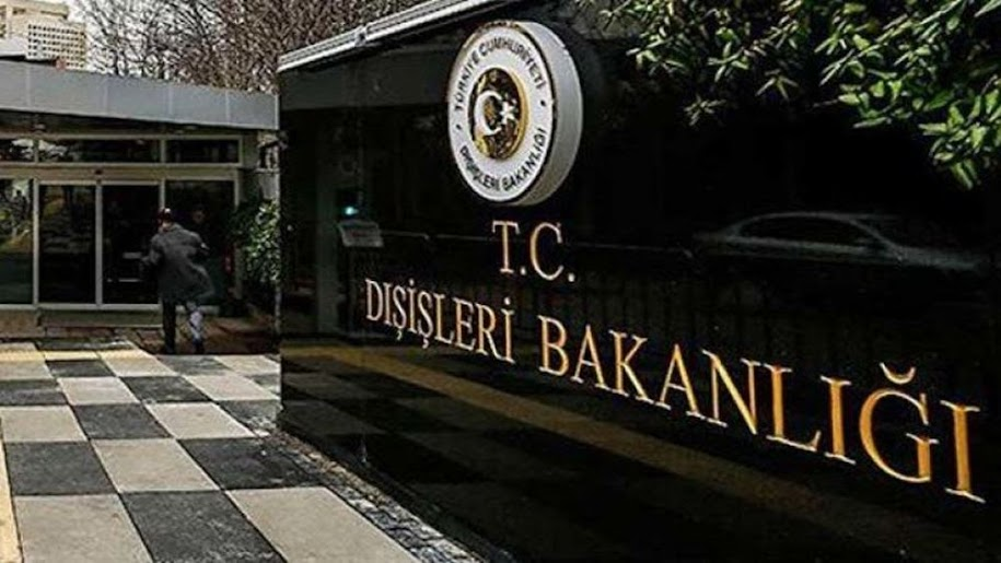 Ο Κινέζος πρέσβης κλήθηκε στο τουρκικό ΥΠΕΞ