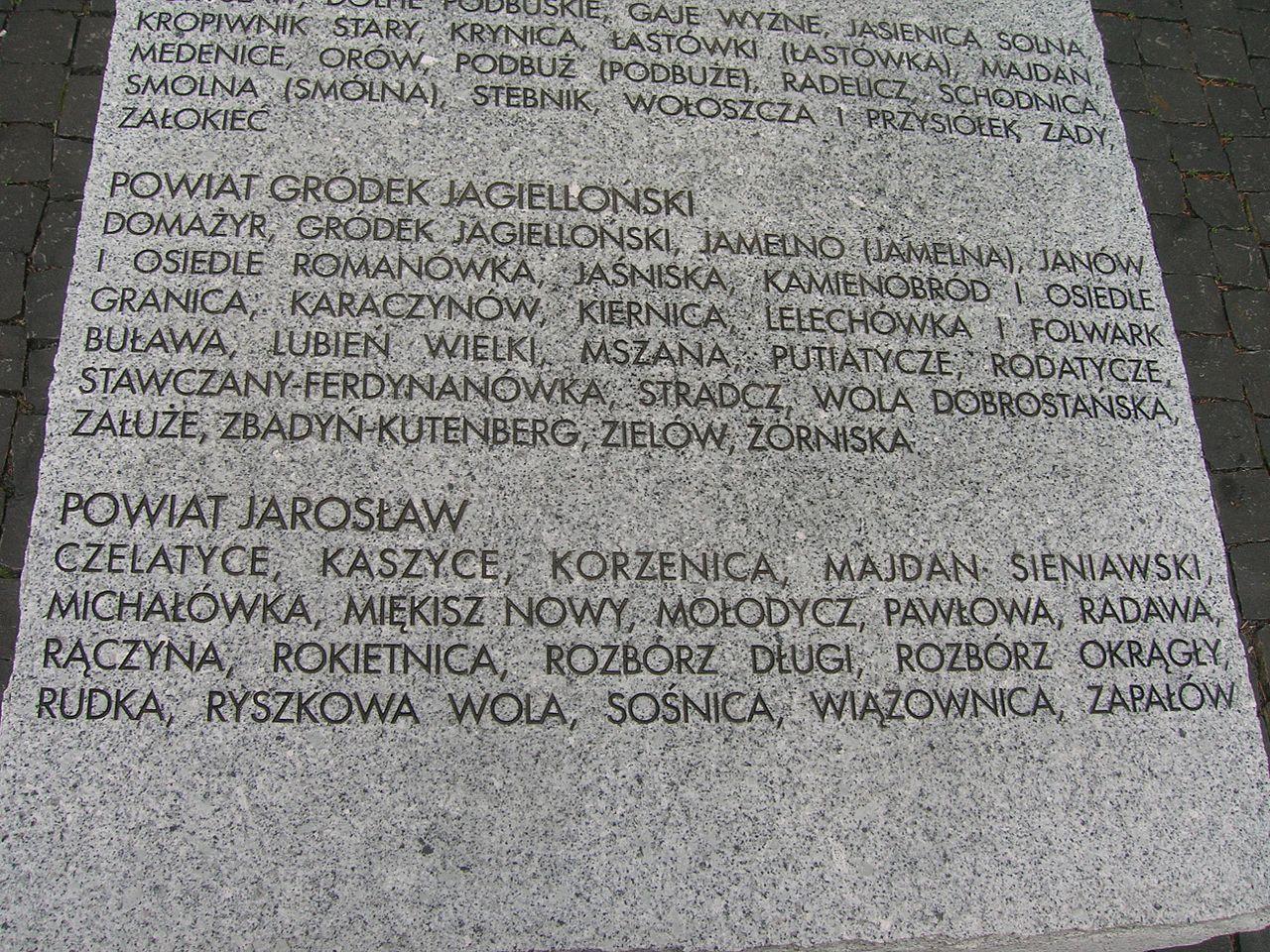 Polish Holokaust: 17 kwietnia 1945 r UPA dokonała napadu ...