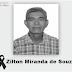 Nota de Pesar da Câmara de Ponto Novo pelo falecimento do ex-suplente de vereador Zilton Miranda