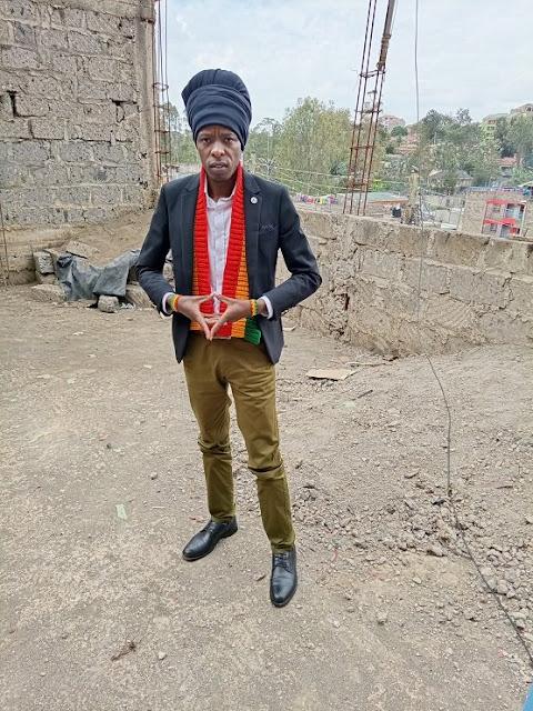 Rastafarian lawyer Mathenge Mukundi, 24,  photos anmd interests
