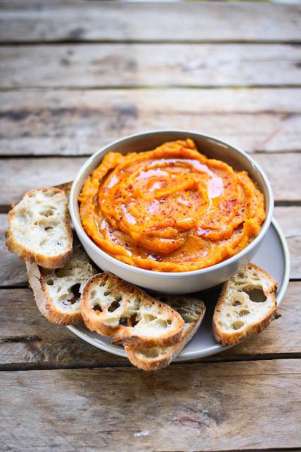 purée carotte
