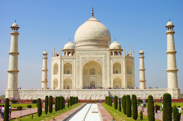 Taj Mahal Facts image