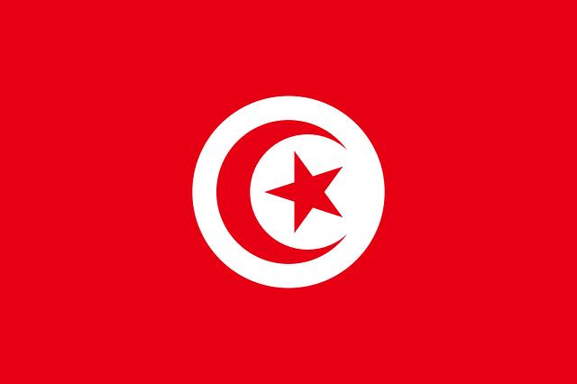 Bendera Negara Tunisia