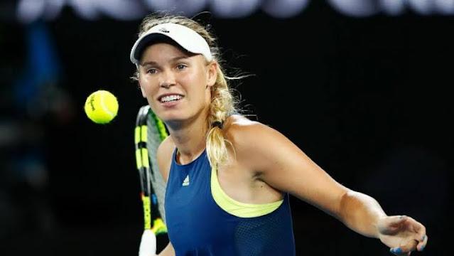 Richest Tennis Players - Caroline Wozniacki