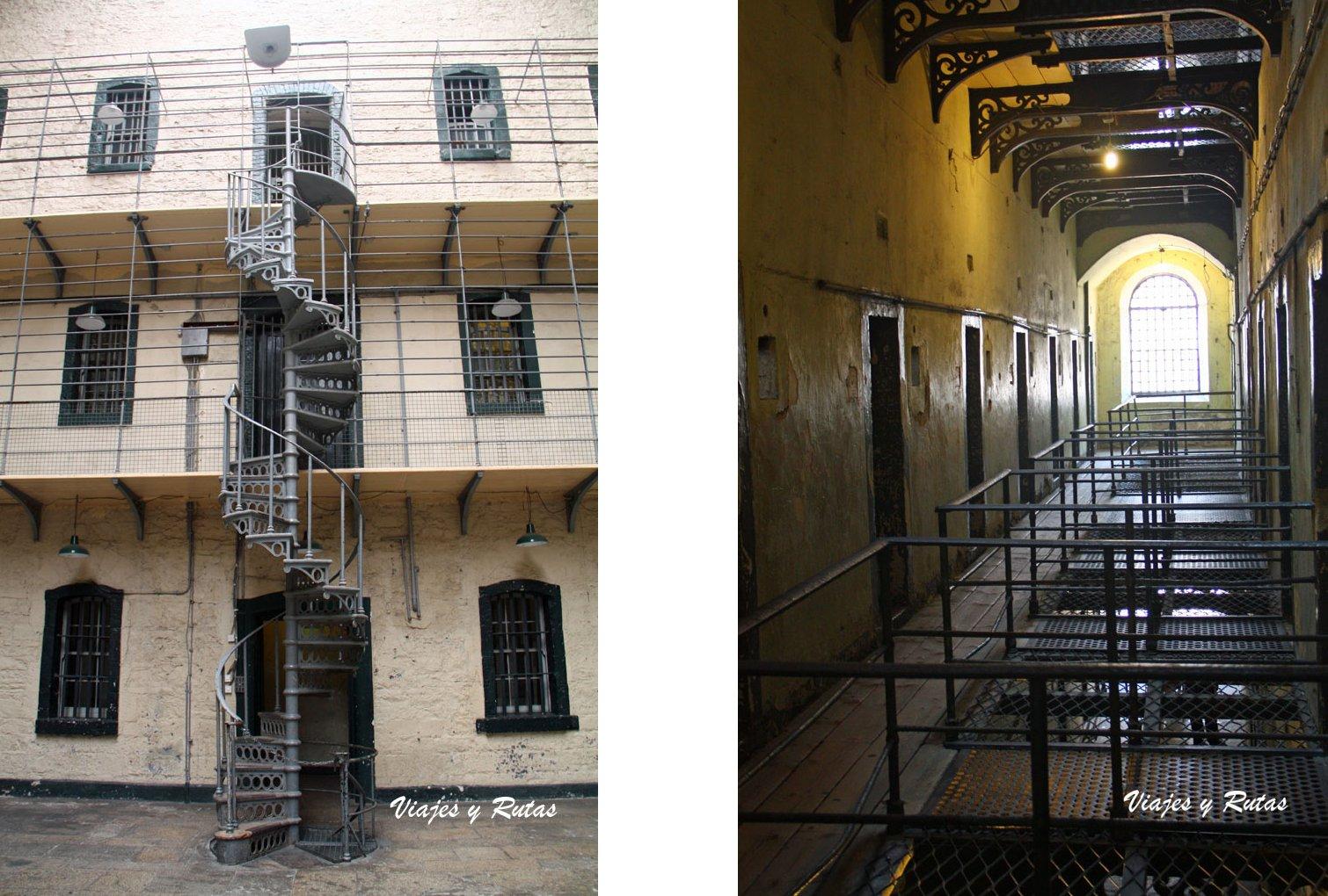 Cárcel de Dublín