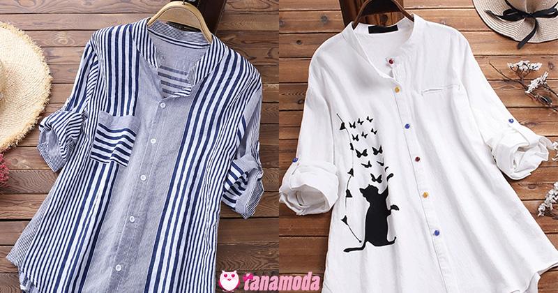 Camisas Femininas Moda 2020