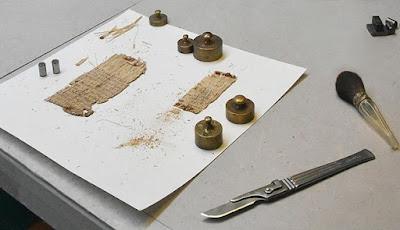 Misteri Papyrus Basel Berusia 2000 Tahun Akhirnya Terungkap