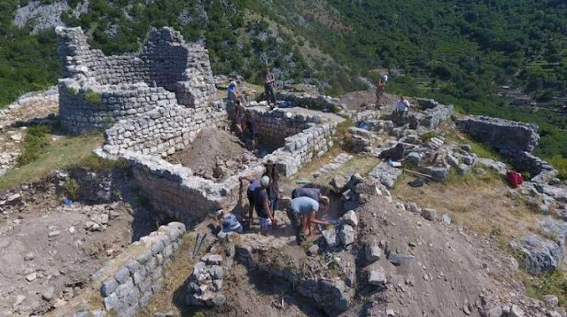 Illyrian God of War temple found in Montenegro