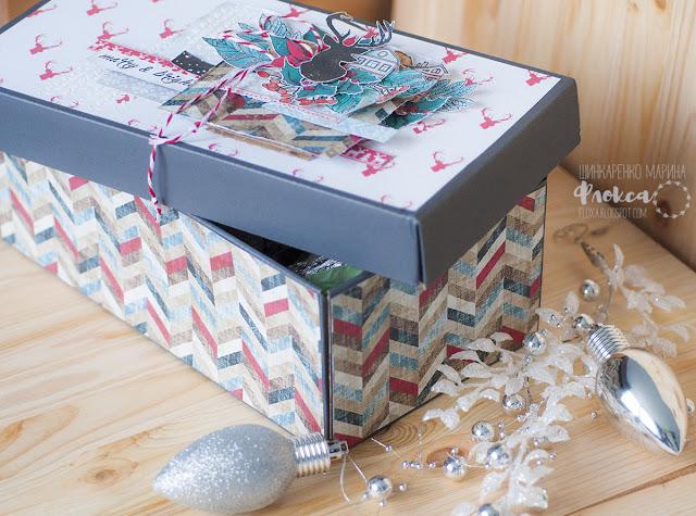 декоративные коробки для хранения своими руками, коробка из под обуви превращается в подарочную, что можно сделать из обувной коробки
